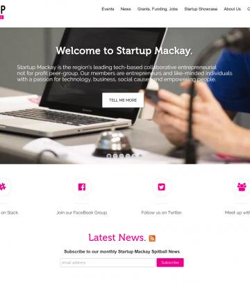 Startup Mackay